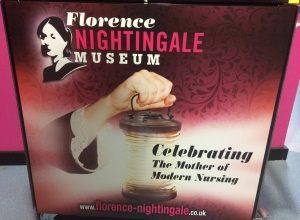 Plakat Florence Nightingale Museum 2018