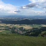 Blick ins Land - Hohe Wand Niederösterreich